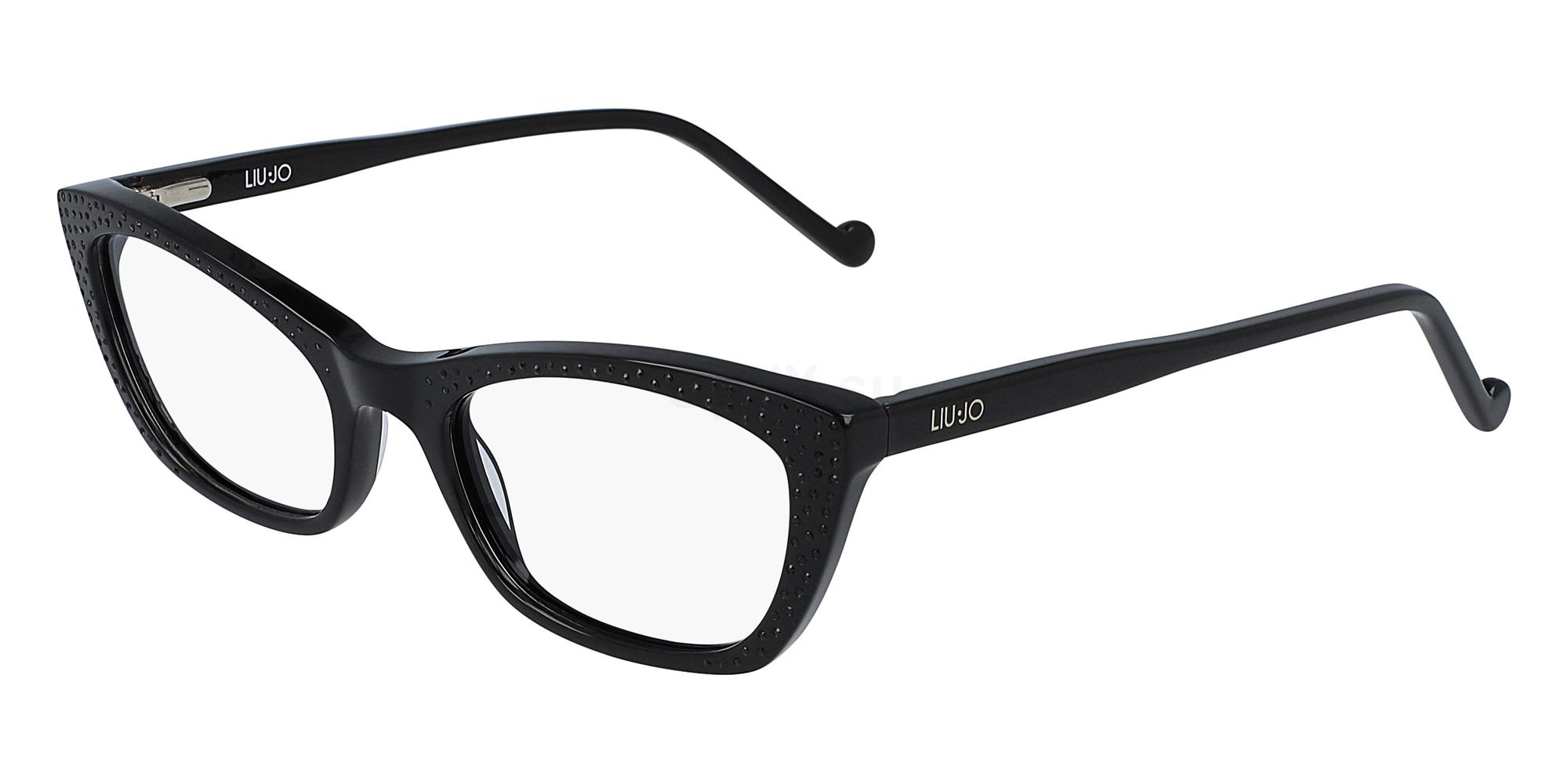001 LJ2714R Glasses, Liu Jo