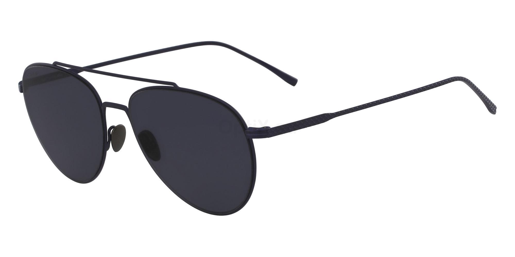424 L195S Sunglasses, Lacoste