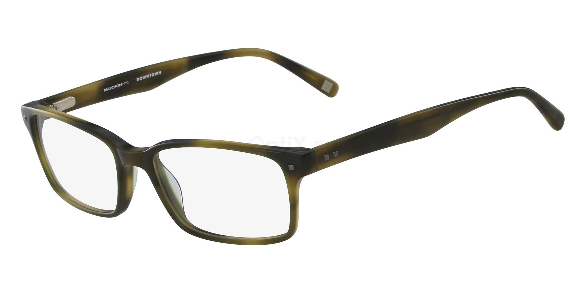 301 M-HERALD SQ Glasses, Marchon