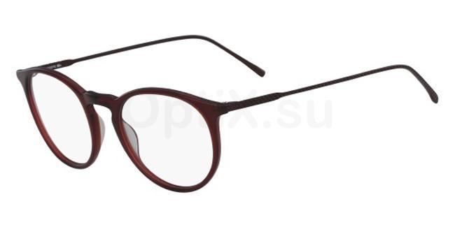 604 L2815 Glasses, Lacoste
