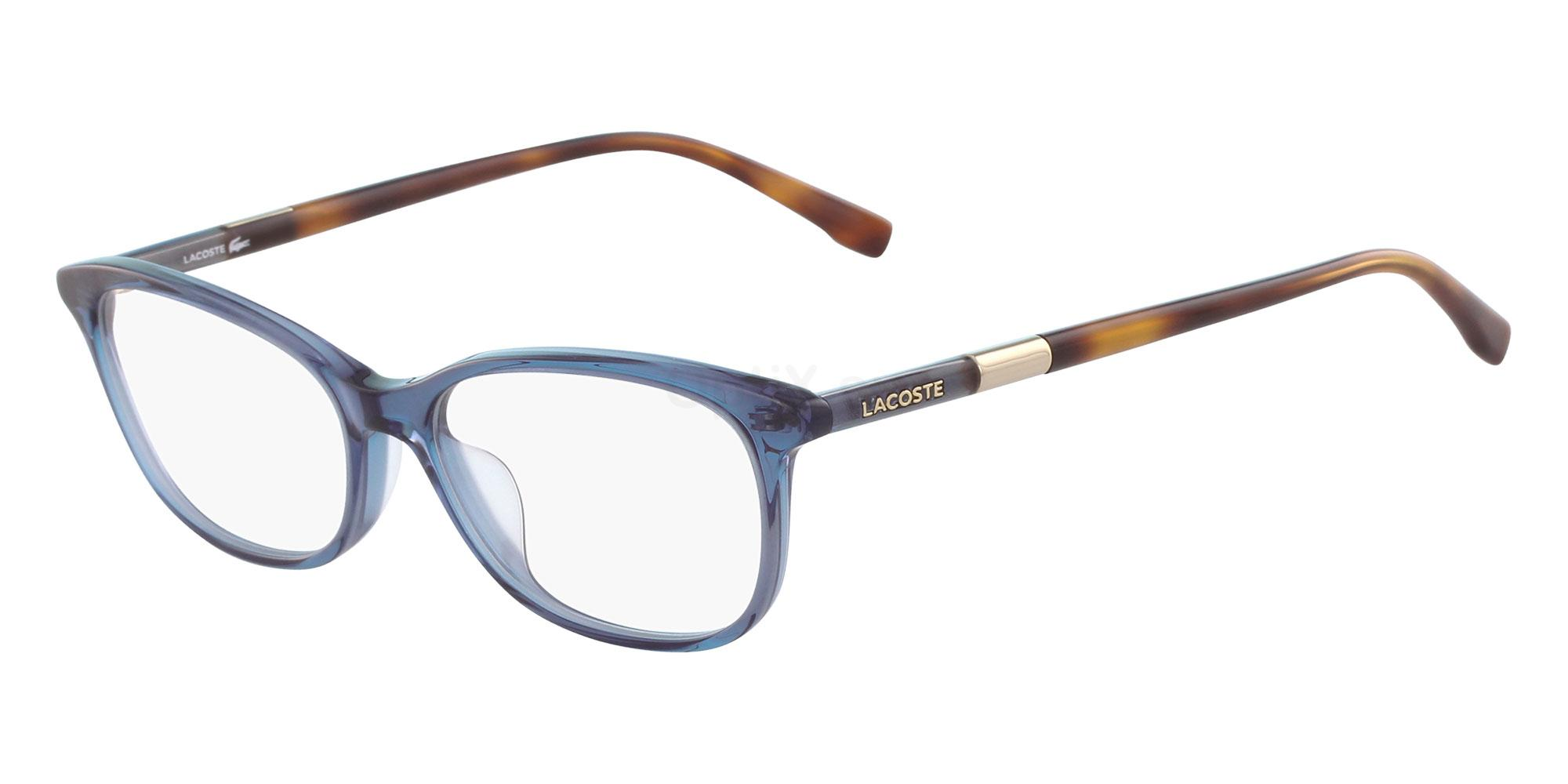 424 L2830 Glasses, Lacoste