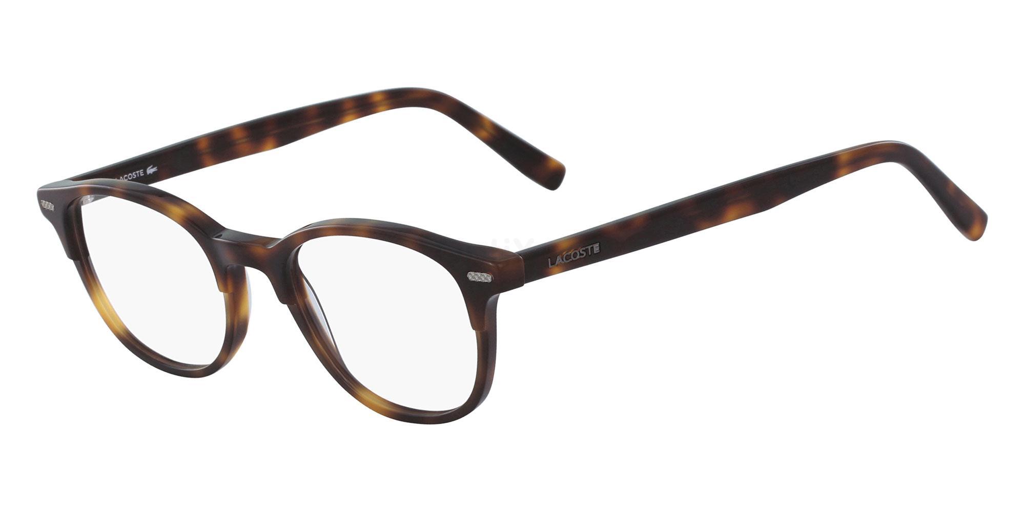 214 L2833 Glasses, Lacoste