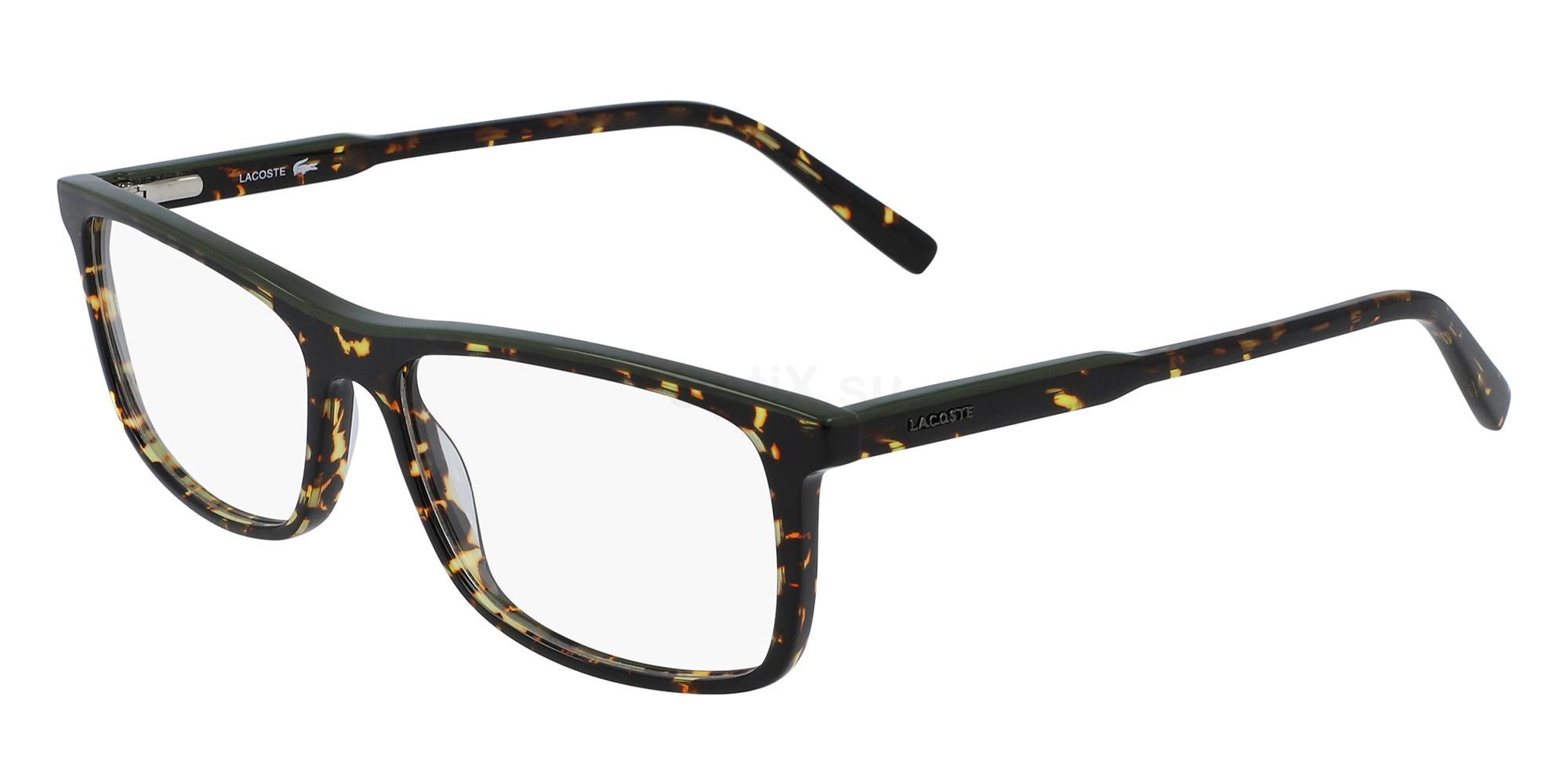 215 L2860 Glasses, Lacoste