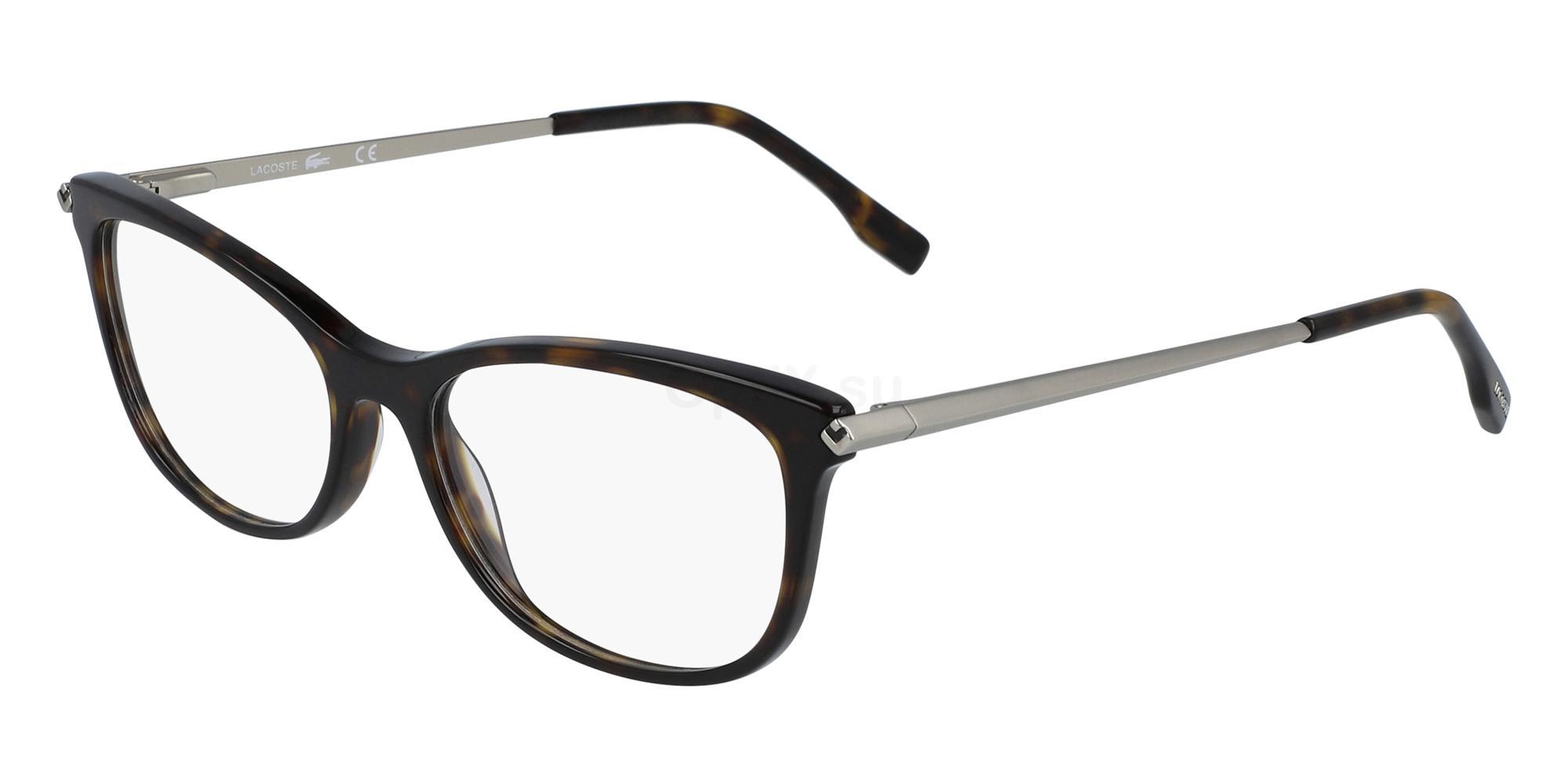 214 L2863 Glasses, Lacoste