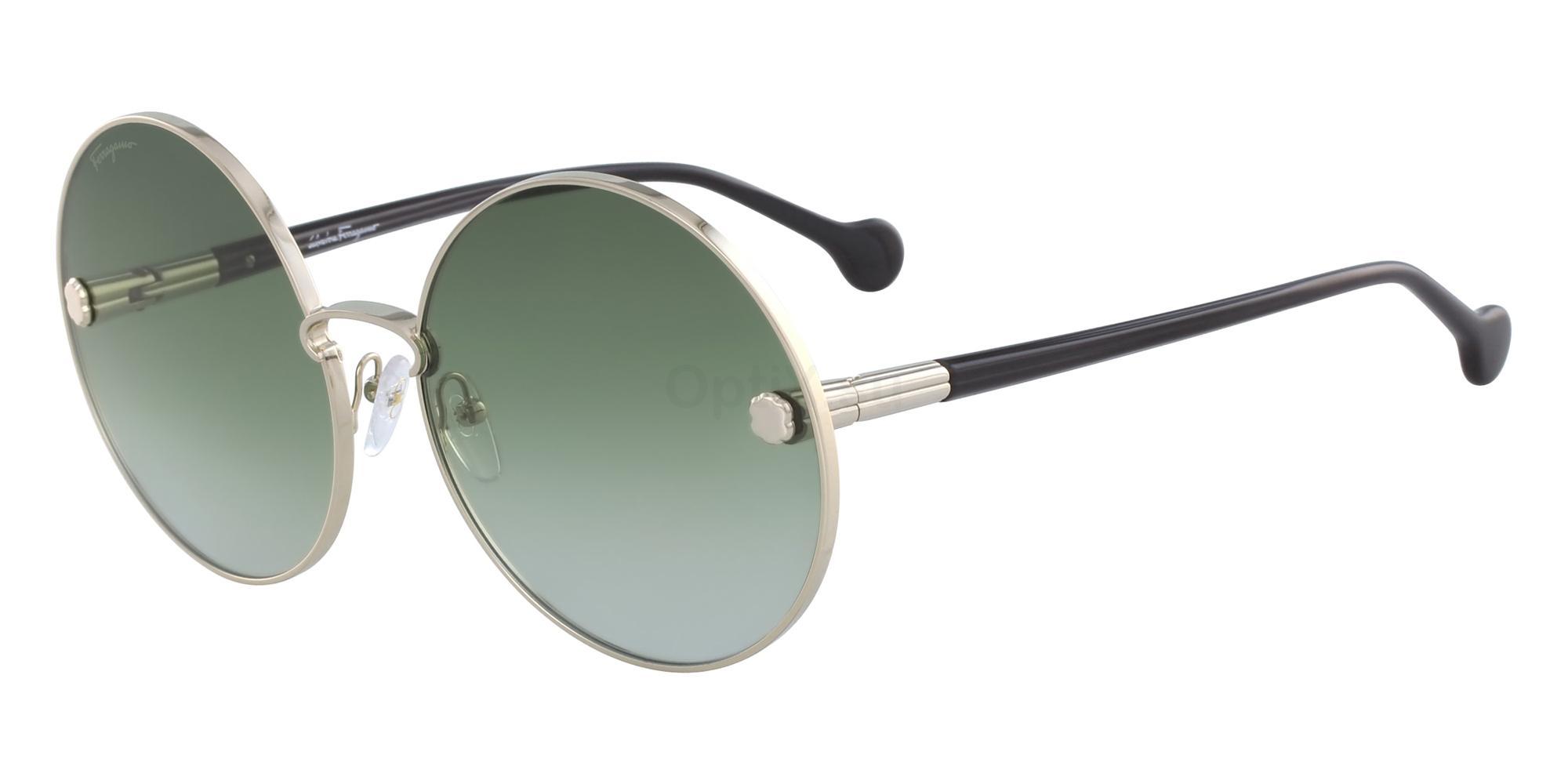 709 SF189S Sunglasses, Salvatore Ferragamo
