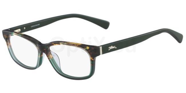 307 LO2600 Glasses, LONGCHAMP