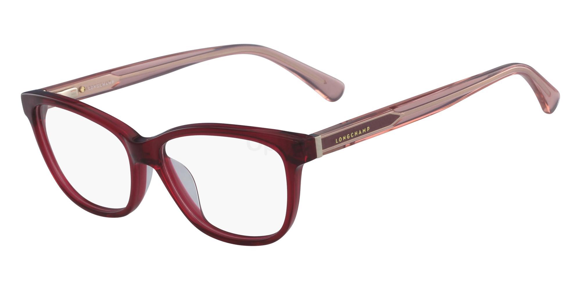602 LO2619 Glasses, LONGCHAMP