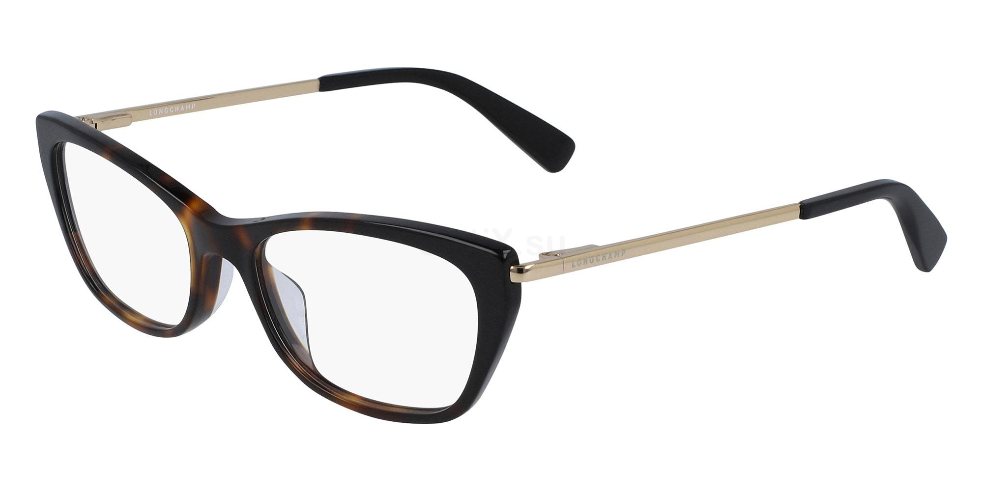 214 LO2639 Glasses, LONGCHAMP