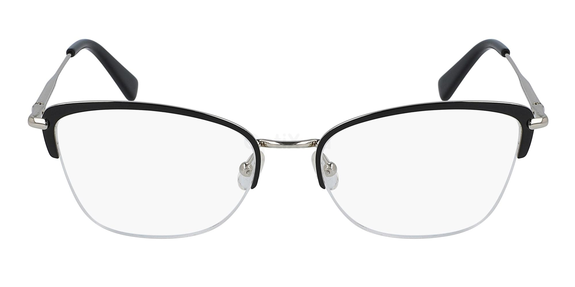 001 LO2118 Glasses, LONGCHAMP