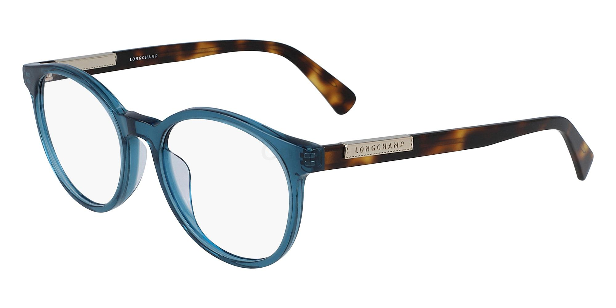 424 LO2643 Glasses, LONGCHAMP