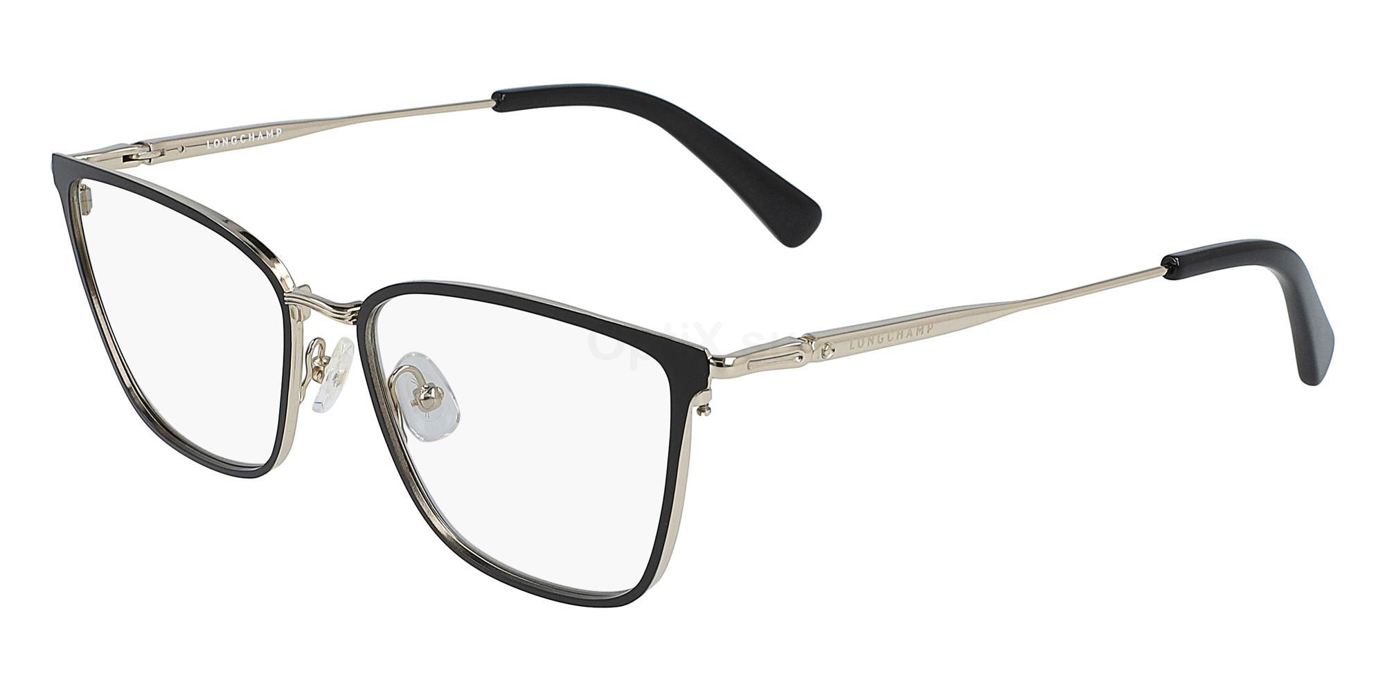 001 LO2125 Glasses, LONGCHAMP