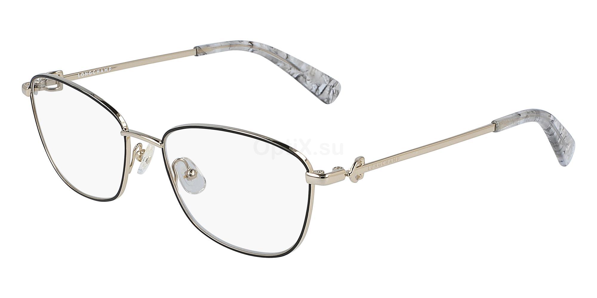 001 LO2128 Glasses, LONGCHAMP