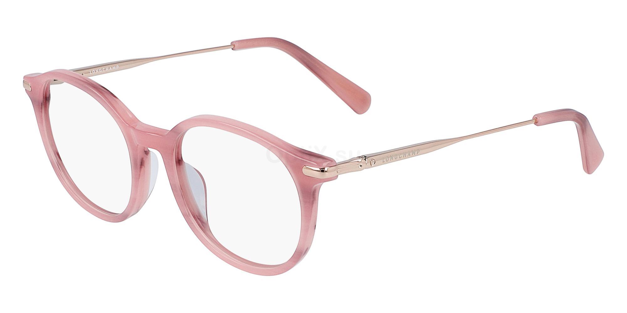606 LO2655 Glasses, LONGCHAMP