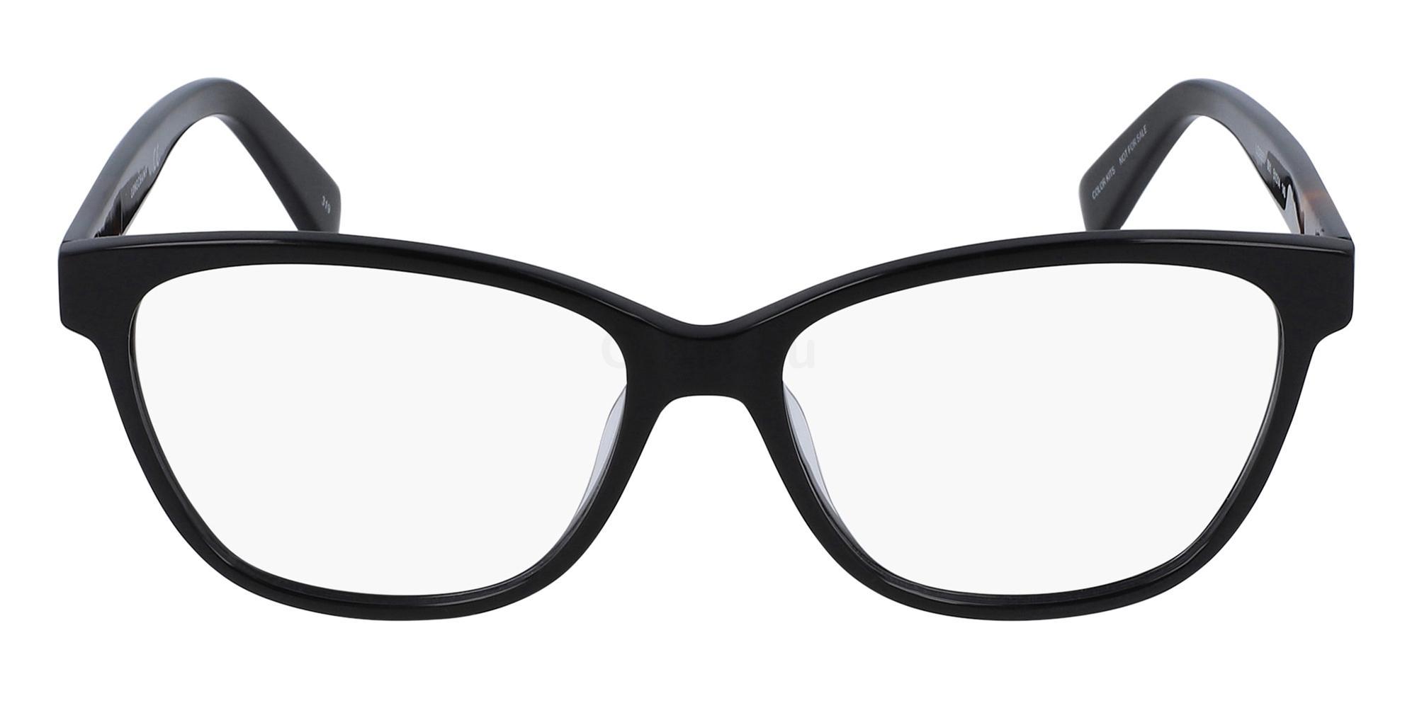001 LO2657 Glasses, LONGCHAMP