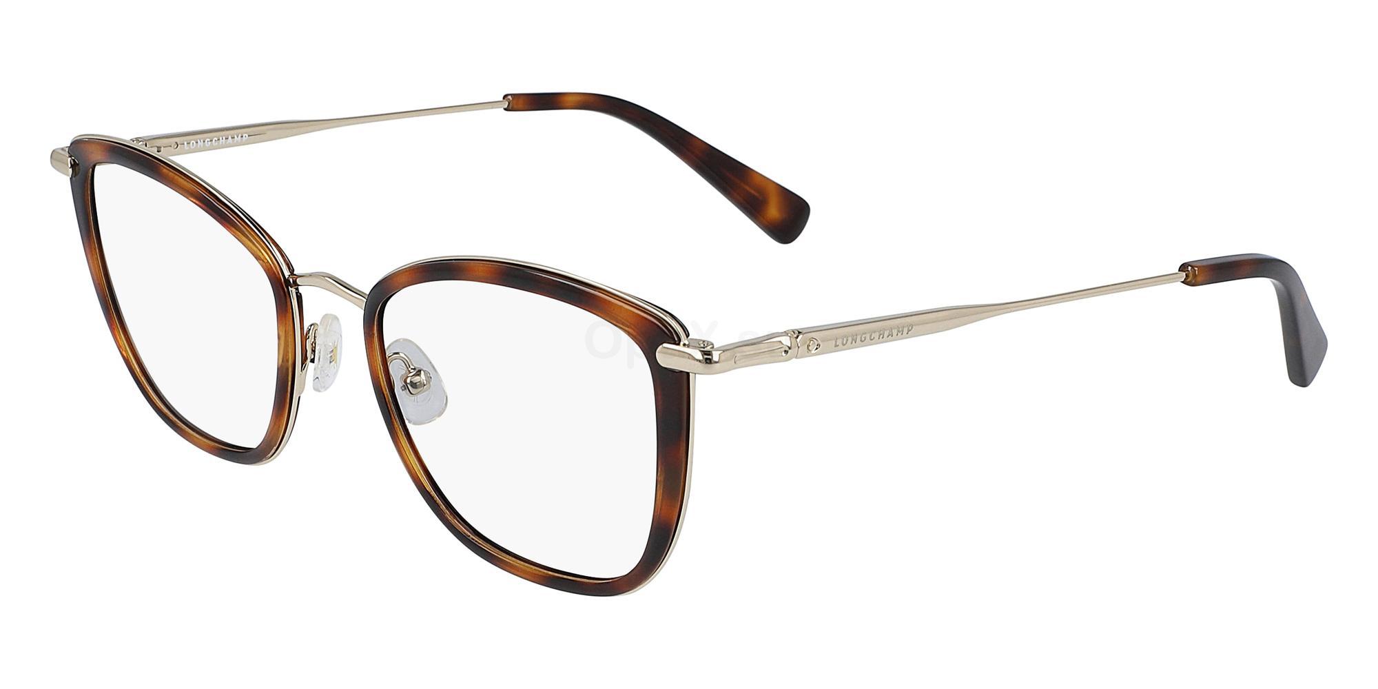 214 LO2660 Glasses, LONGCHAMP