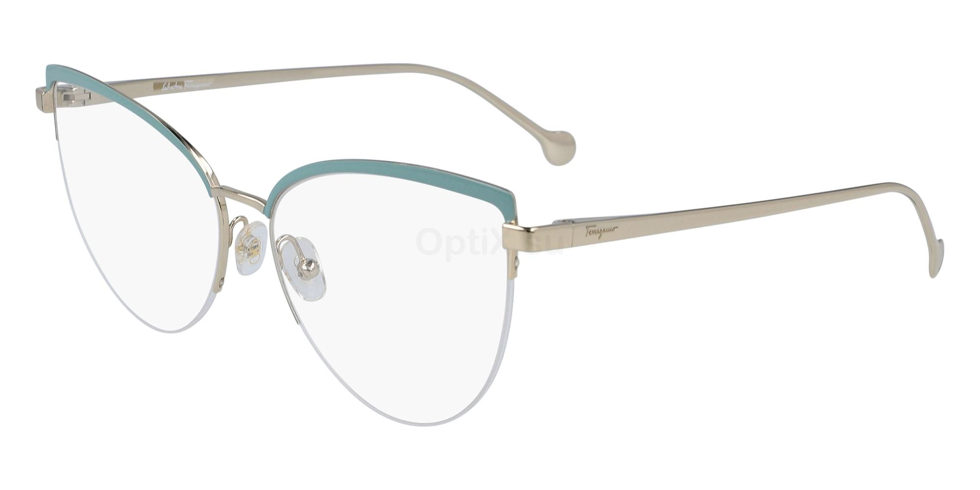 711 SF2175 Glasses, Salvatore Ferragamo