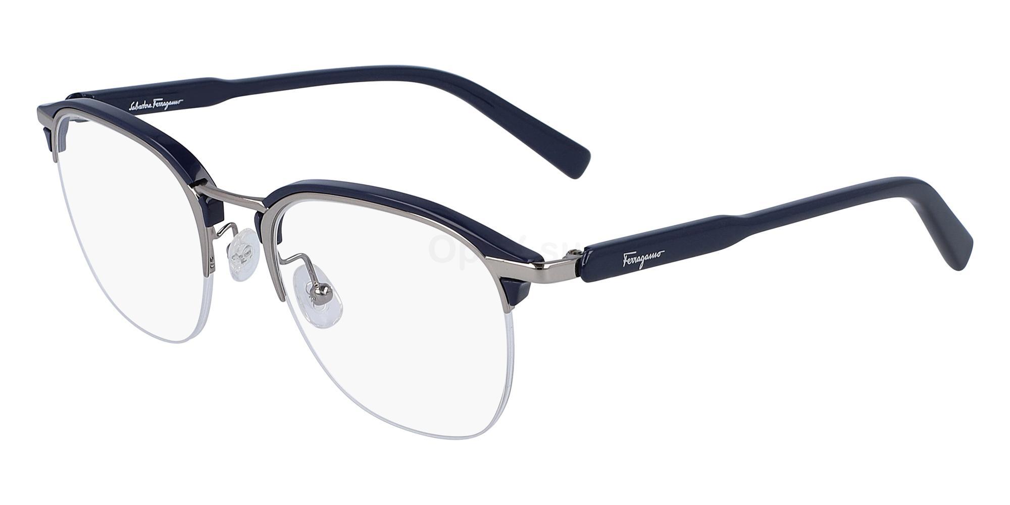 082 SF2180 Glasses, Salvatore Ferragamo