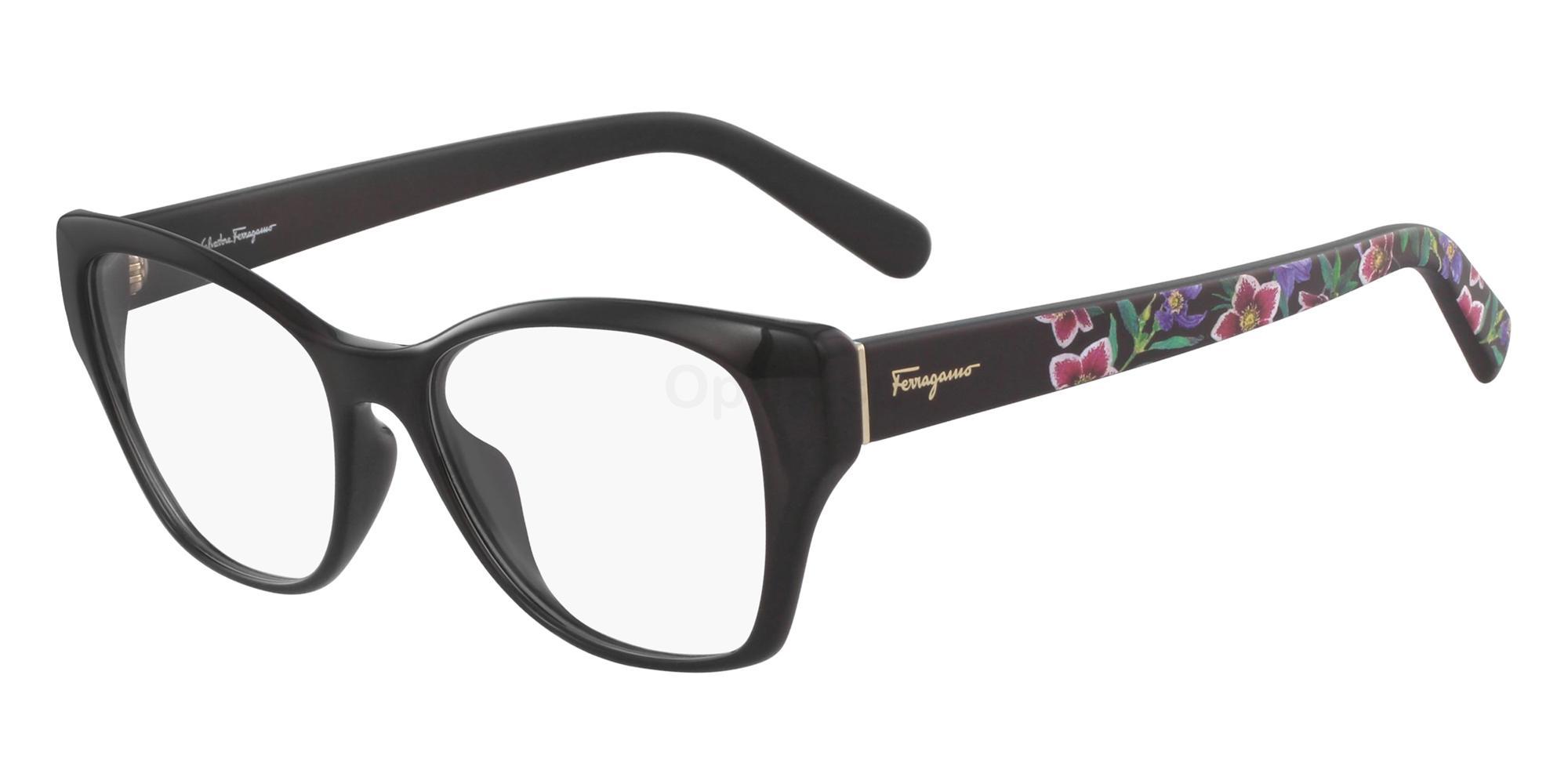 001 SF2827 Glasses, Salvatore Ferragamo