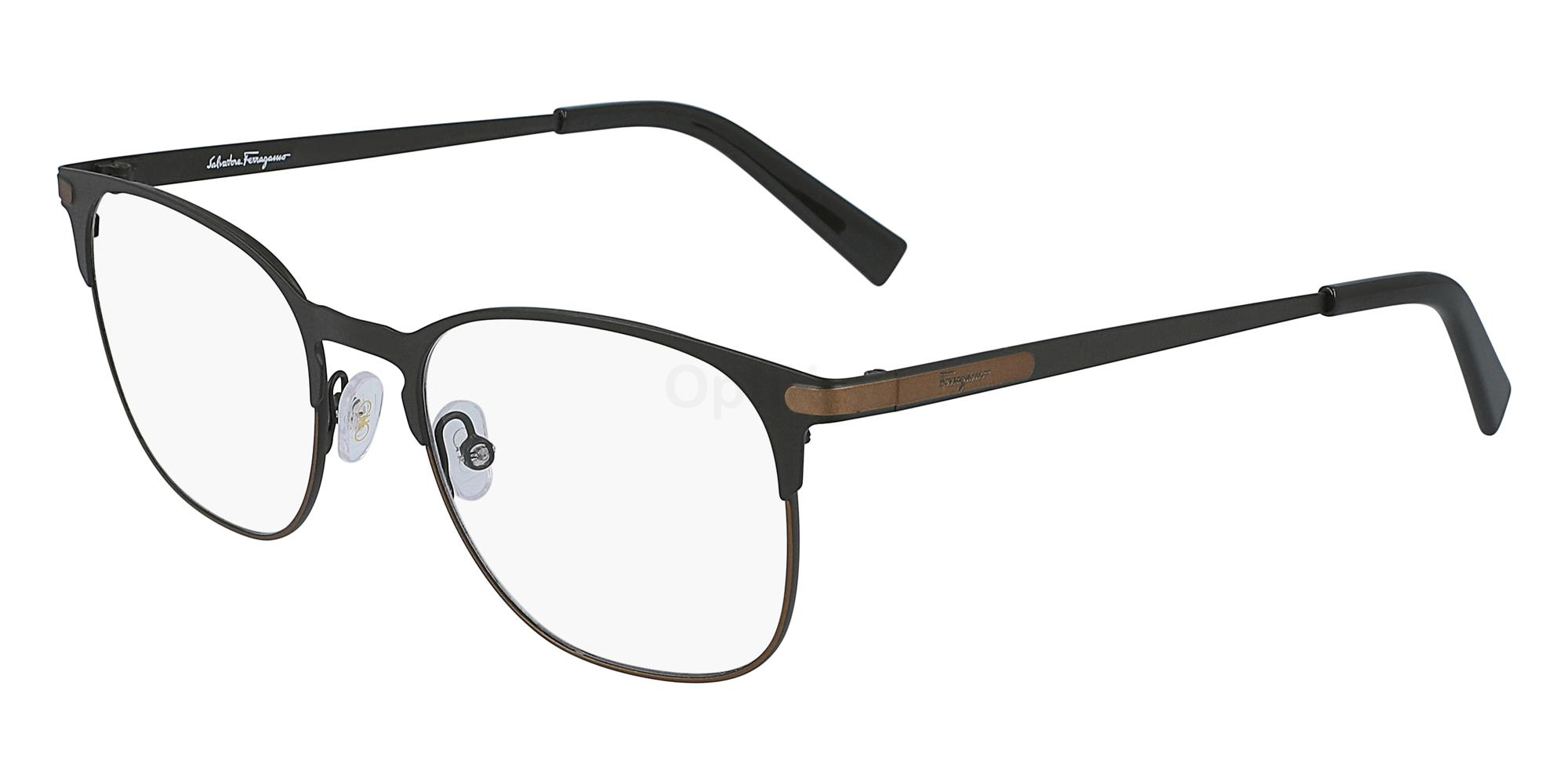 327 SF2191 Glasses, Salvatore Ferragamo