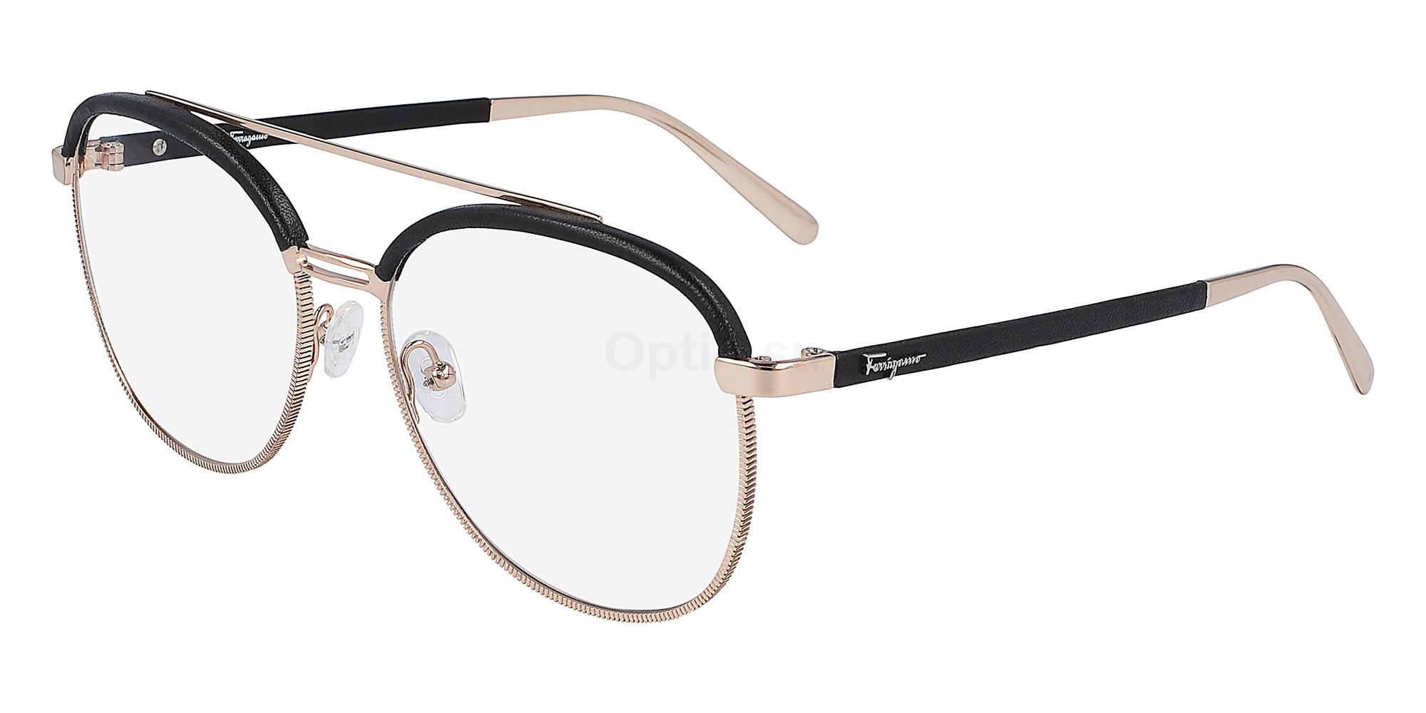 786 SF2195L Glasses, Salvatore Ferragamo