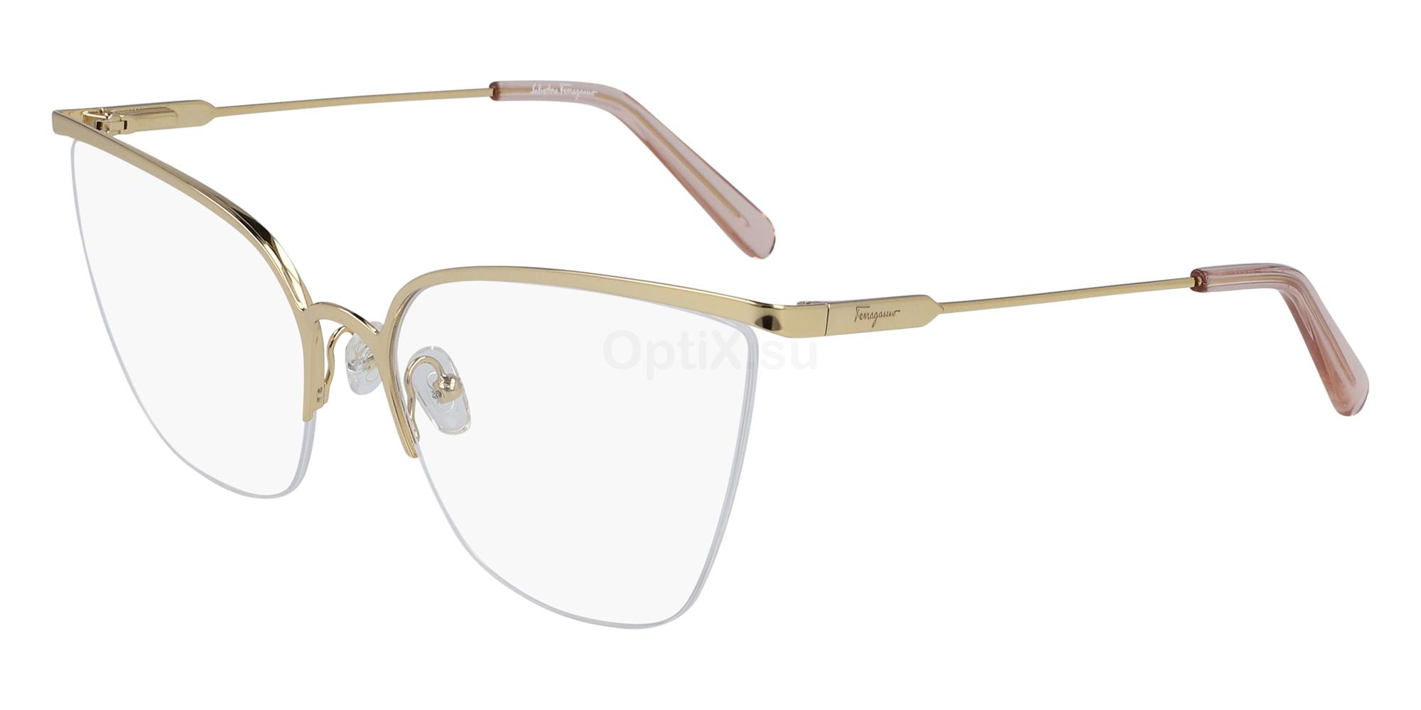 717 SF2197 Glasses, Salvatore Ferragamo