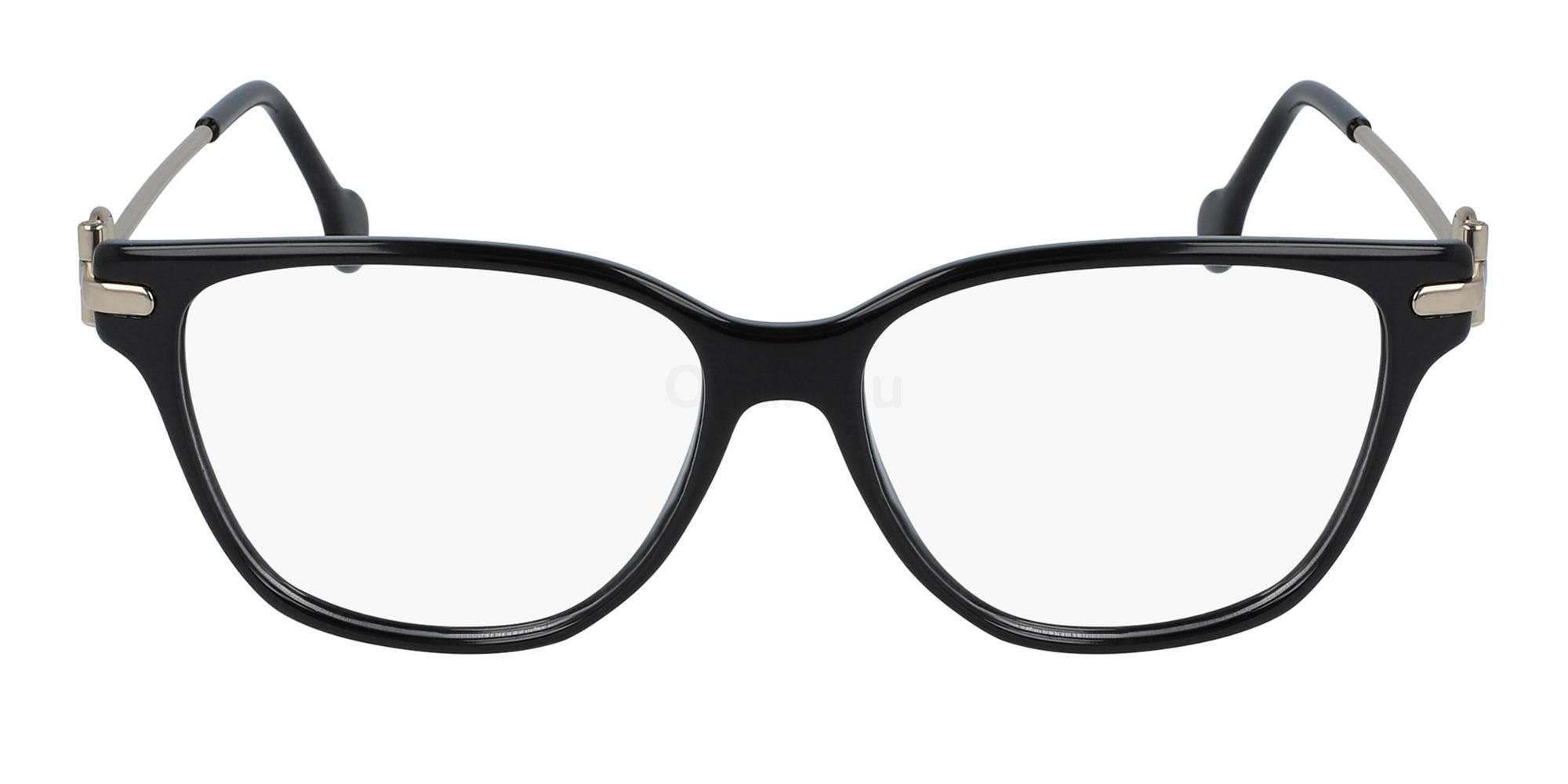 001 SF2864 Glasses, Salvatore Ferragamo