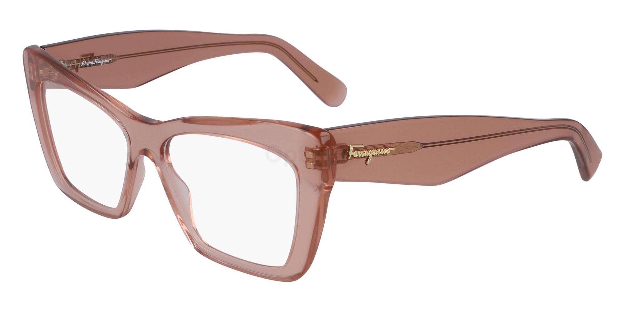 749 SF2865 Glasses, Salvatore Ferragamo
