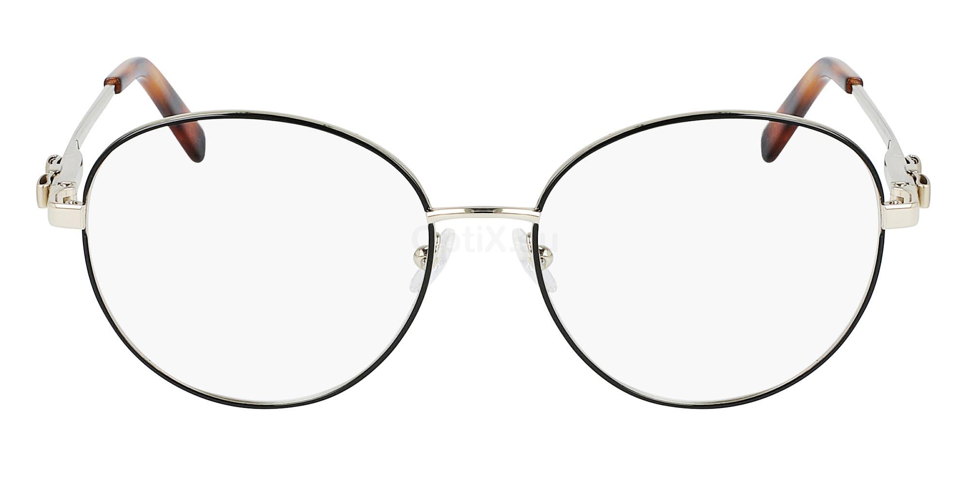 017 SF2202 Glasses, Salvatore Ferragamo