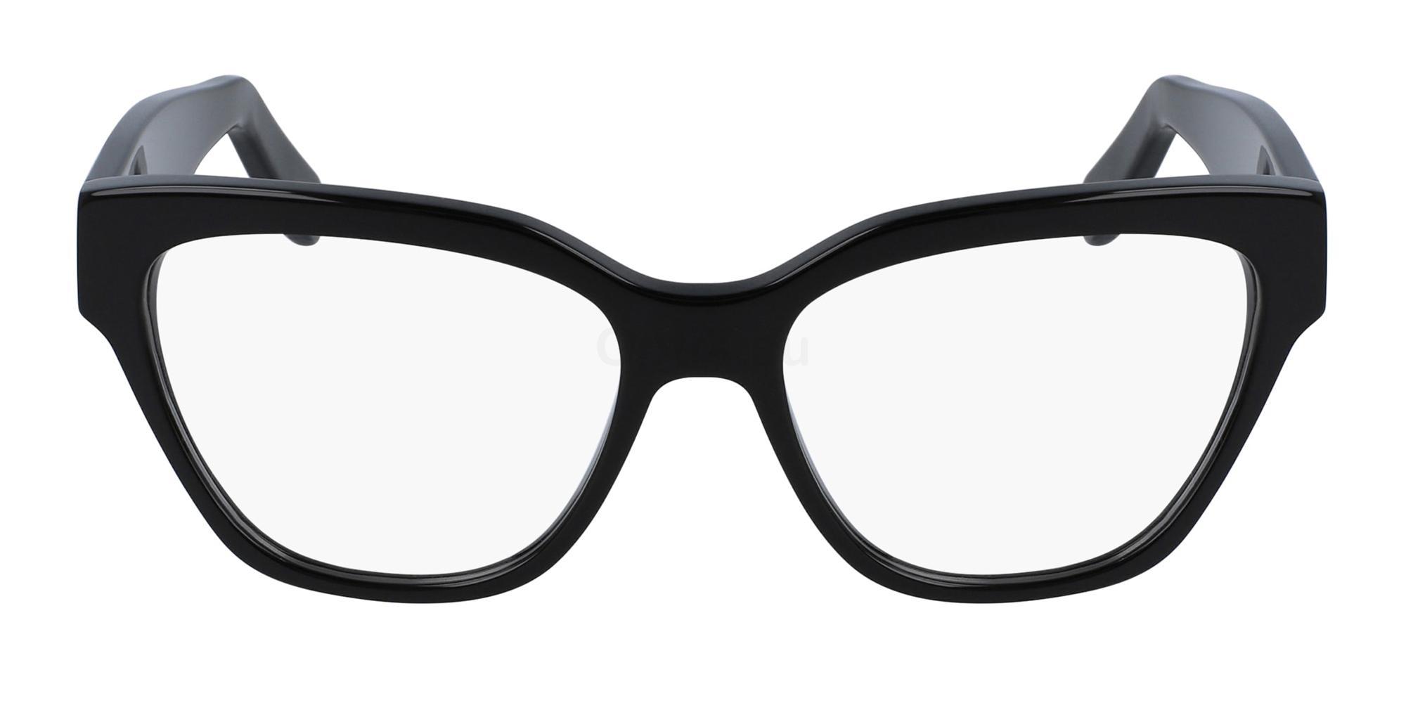 001 SF2875 Glasses, Salvatore Ferragamo