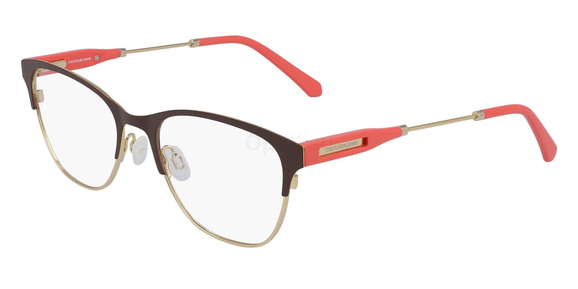 210 CKJ20217 Glasses, Calvin Klein Jeans