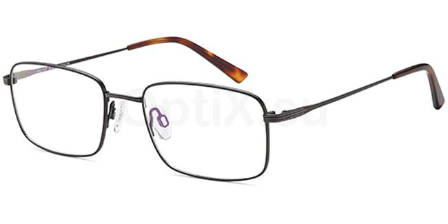 Black SAK1006T Glasses, Sakuru
