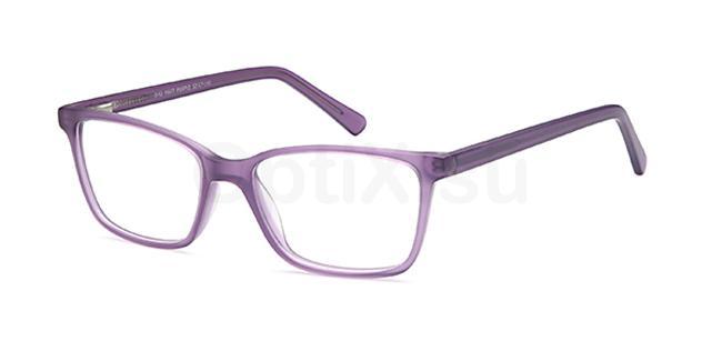Matt Purple D 42 Glasses, Brooklyn