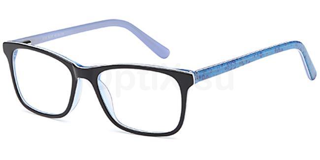 Blue D59 Glasses, Brooklyn