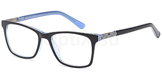 Blue D60 Glasses, Brooklyn