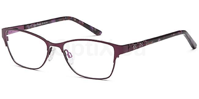 Mauve D64 Glasses, Brooklyn