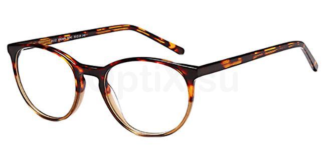 Brown Demi D112 Glasses, Brooklyn