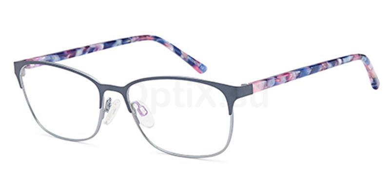 Blue D192 Glasses, Brooklyn