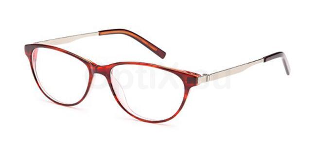 Brown DEL100 Glasses, Delancy