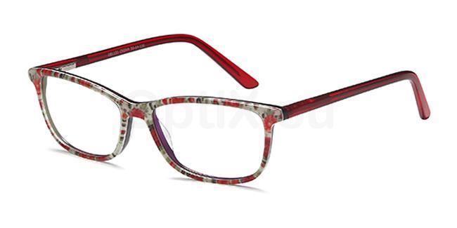 Cream DEL133 Glasses, Delancy
