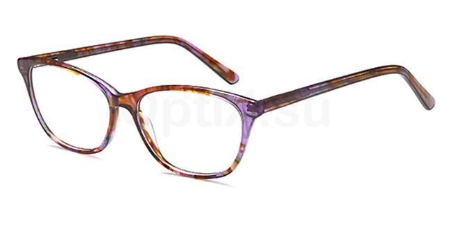 Purple DEL134 Glasses, Delancy