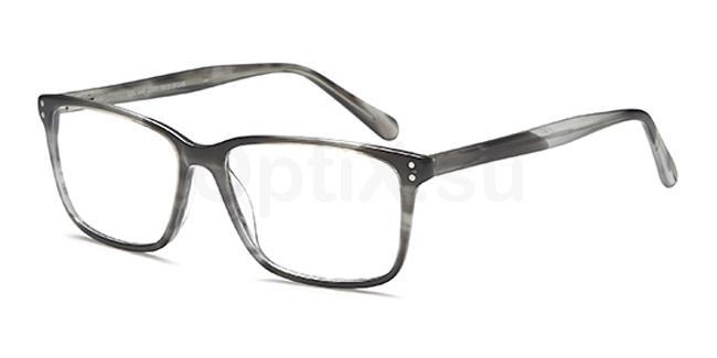 Grey DEL140 Glasses, Delancy