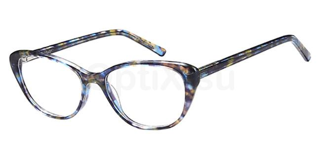 Blue DEL 159 Glasses, Delancy