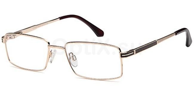Gold CD7117 Glasses, Carducci