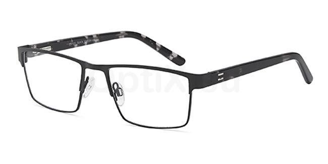 Black CD7121 Glasses, Carducci