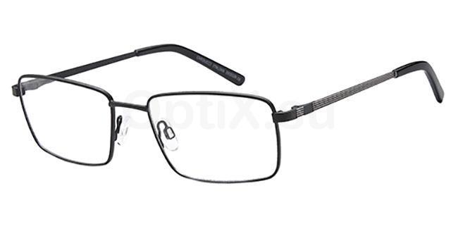 Black CD7142 Glasses, Carducci