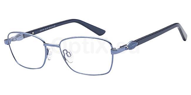 Blue CD7144 Glasses, Carducci