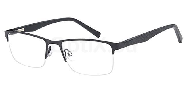 Black CD7148 Glasses, Carducci