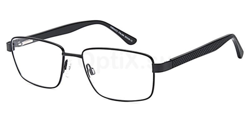Black CD7151 Glasses, Carducci