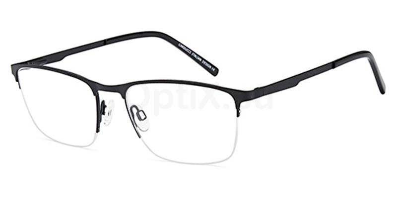 Black CD7154 Glasses, Carducci