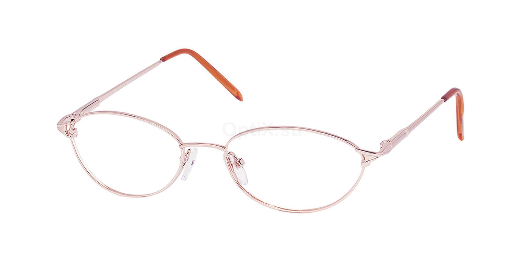 Pink Gold SIG 003 Glasses, Sigma